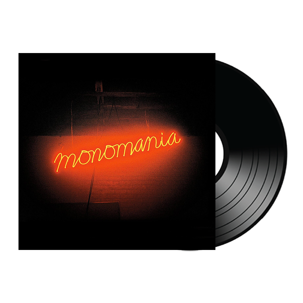 Deerhunter Monomania LP