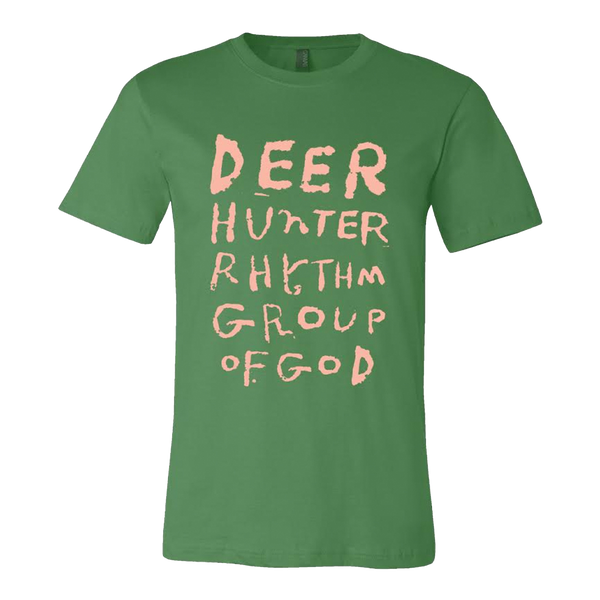 Deerhunter Green Rhythm T-Shirt