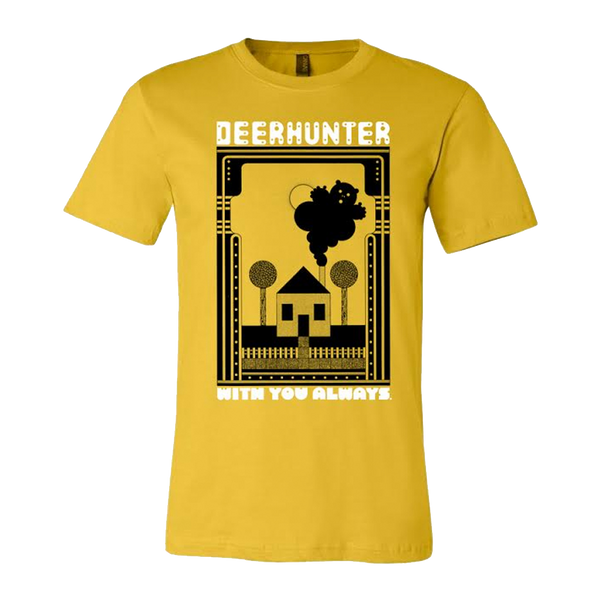 Deerhunter With You Always T-Shirt