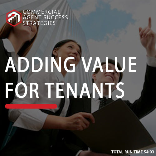 Adding Value for Tenants