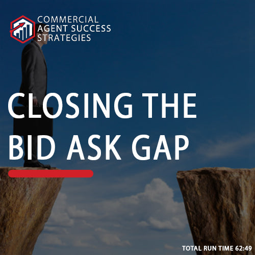 Closing the Bid Ask Gap