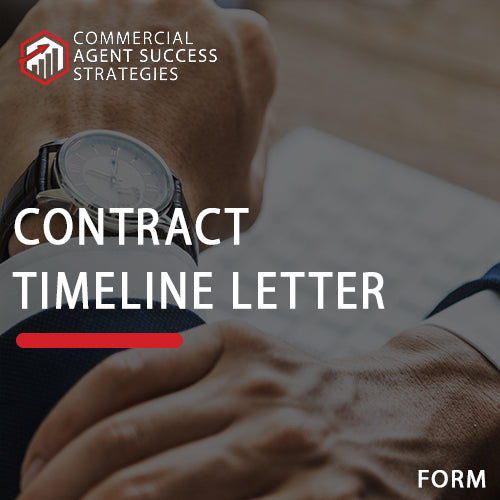 Contract Timeline Letter