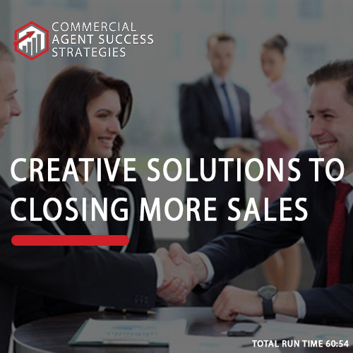 Creative Solutions to Closing More Sales