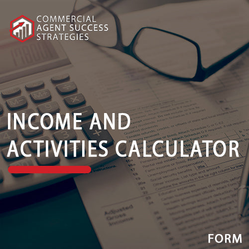 Income and Activities Calculator