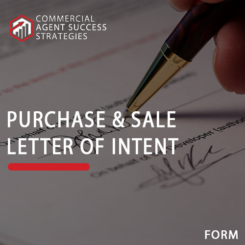 Purchase and Sale Letter of Intent