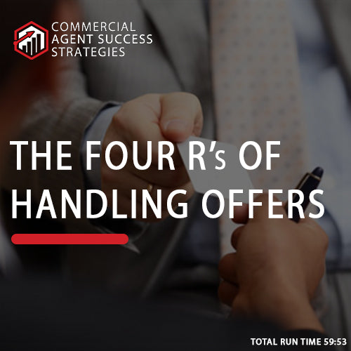 The Four R's of Handling Offers