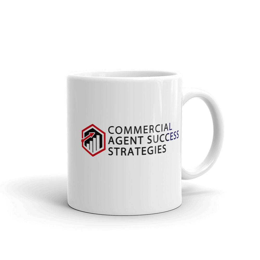 Commercial Agent Success Strategies Mug