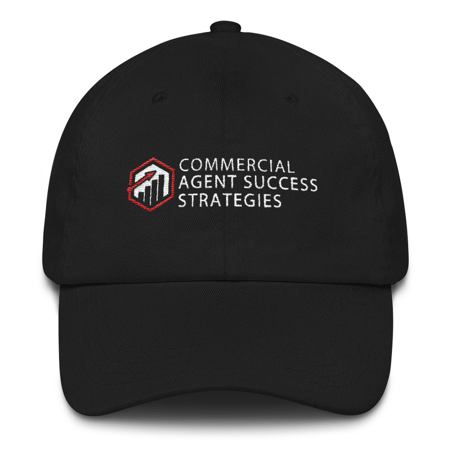 Commercial Agent Success Strategies Hat