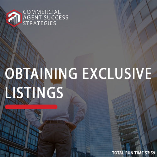 Obtaining Exclusive Listings