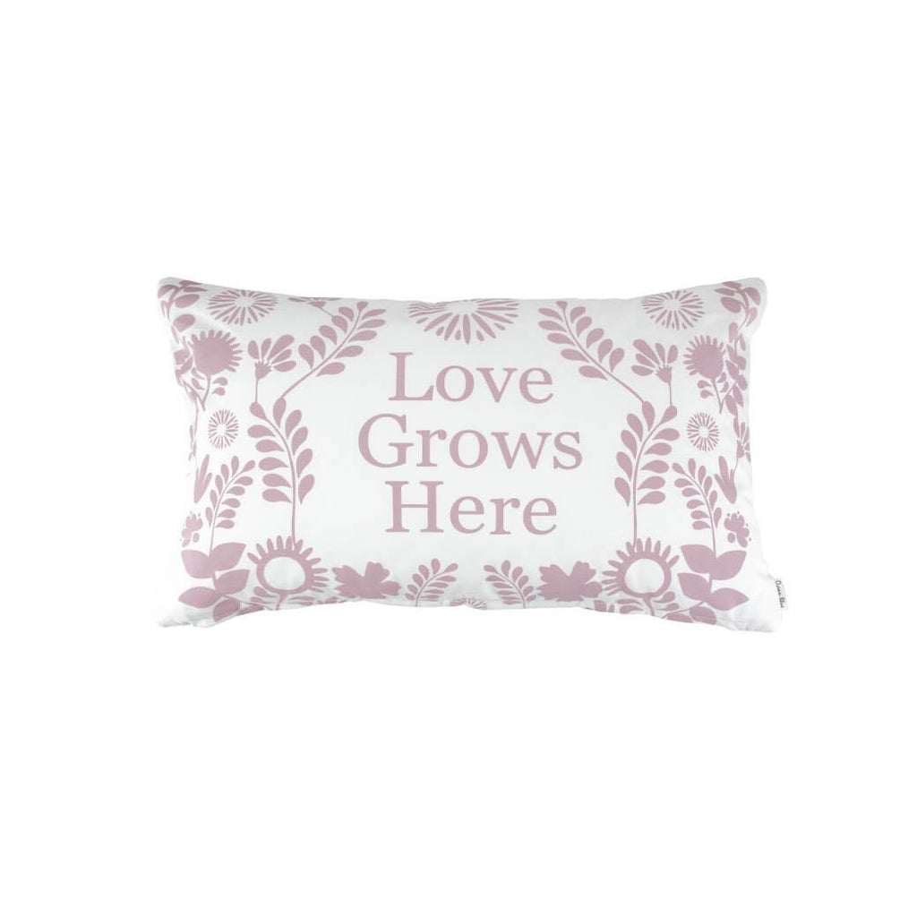 Forro love grow riñonero - Ocean Blue Home