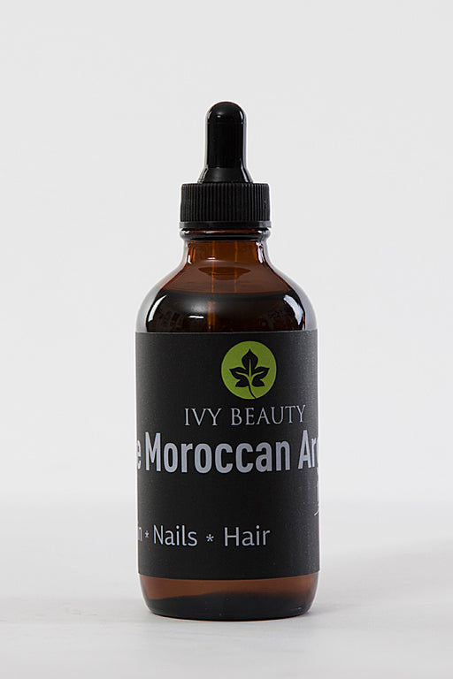 Pure Moroccan Argan Oil - 118 fl oz