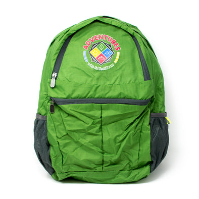 EdTechTeam Adventures Foldable Backpacks