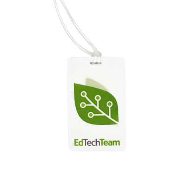 EdTechTeam Luggage Tags