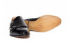 Loafers - Monk Strap Loafer in Black Patent