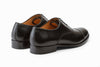Triple Stitch Cap Toe Oxford - Black