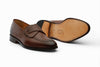Butterfly Loafers - Brown