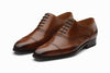 Toecap Brogue Oxford - Brown