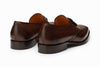 Wingtip Tassel Loafer - Dark Brown (Custom Order)