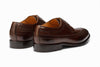 Longwing Brogue Derby - Dark Brown
