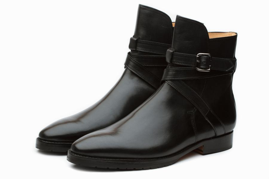 Jodhpur Boot - Black