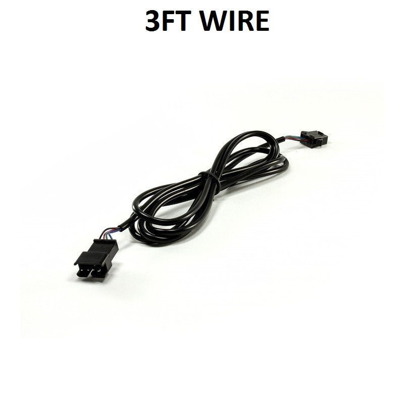 1 Piece - Additional 3 Ft. Extension Wire