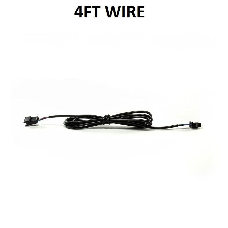 1 Piece - Additional 4 Ft. Extension Wire