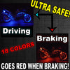 18 Million Color Brake Light Function Control Box & Remote