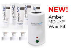 Amber MD Jr. Wax Kit
