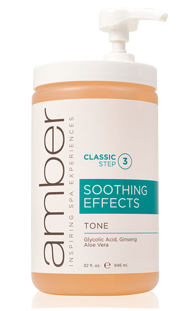 Toner - Soothing Effects 32 oz.