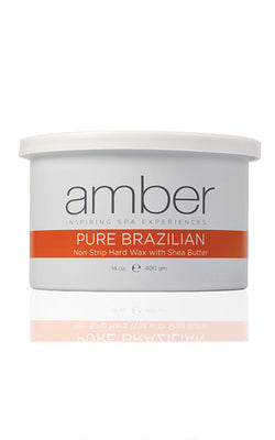 Pure Brazilian Hard Wax 14 oz.can