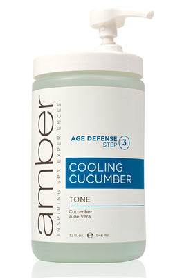 Toner - Cooling Cucumber 32 oz.
