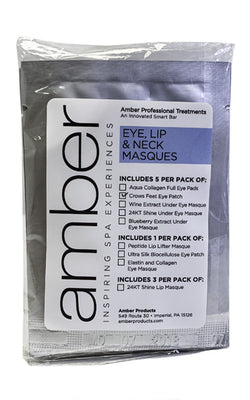 Masque - Crows Feet Eye Patch - 5/pk