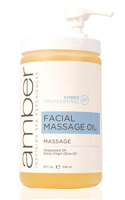 Facial Massage Oil 32 oz