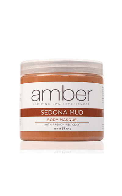 Sedona Mud + French Red Clay Body Masque