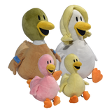 "Dad Duck ""Dicky"" Plushie"