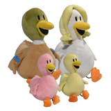 "Mom Duck ""Jackie"" Plushie"