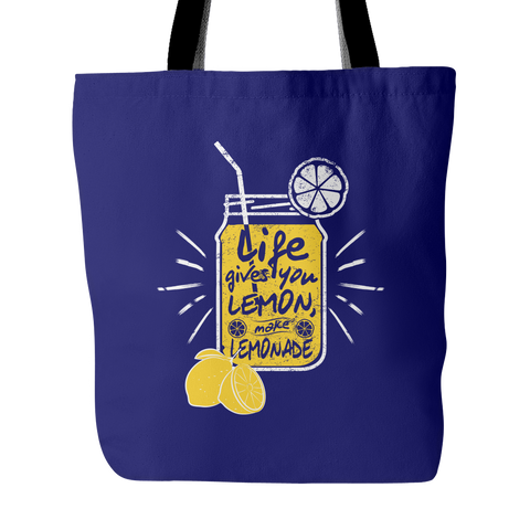 Life gives you Lemon Tote bag