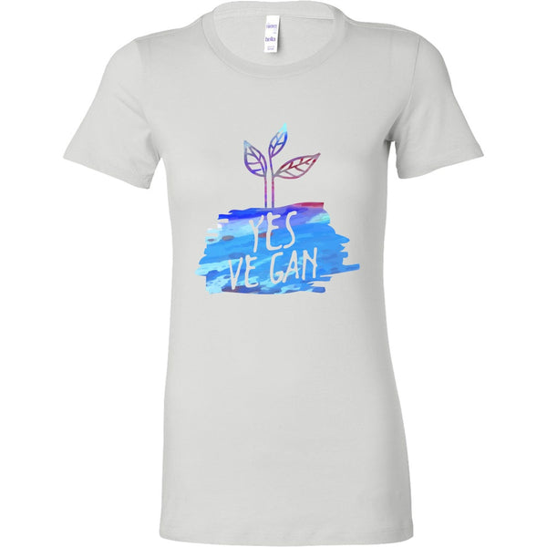 T-shirt - Yes Ve Gan T-shirt