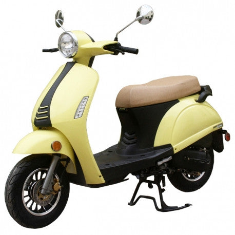 c22fb40a3 50cc MC-57-50 Moped Scooter with Sports Style, 10