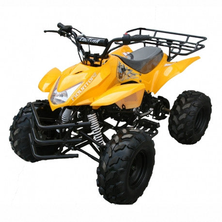 COOLSTER 3125A 125CC KIDS ATV,AUTOMATIC TRANSMISSION WITH REVERSE, 19