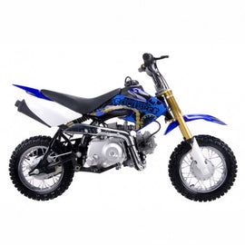 Coolster QG-213A New 110cc Fully Auto Mini Size Kids Dirt Bike