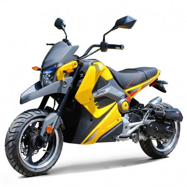 DF50STT 50cc Motorcycle Moped Scooter Grom,with CVT Transmission , Electric Start, Fully Assembled! New Arrival!