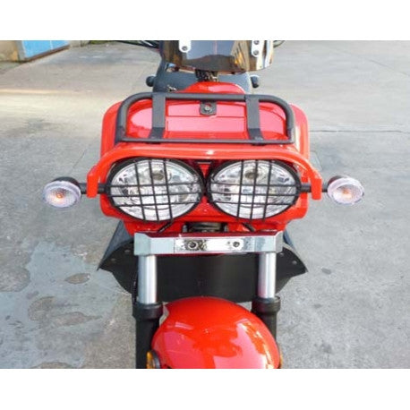 MC-22Y-150 150cc Sports Moped Scooter, 12