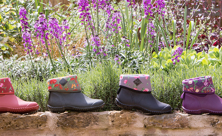 New Year, new… boots? Our Muck Boot giveaway