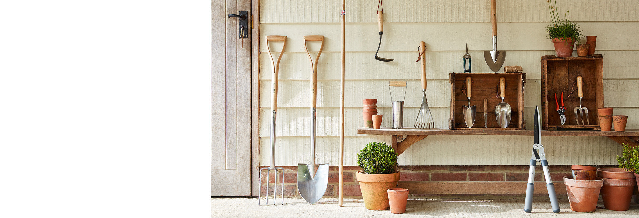 RHS Endorsed Garden Tools