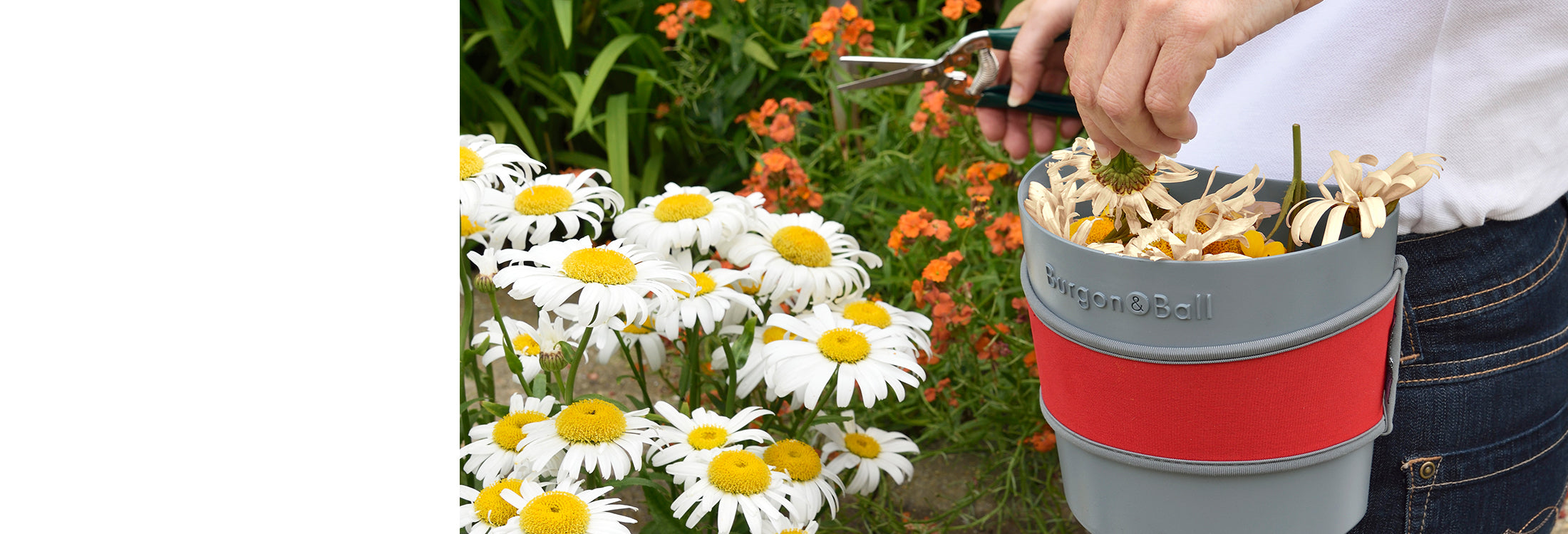 Tools for Deadheading
