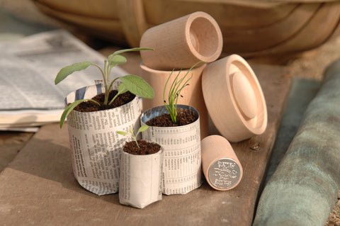 Paper Pot Maker by Burgon & Ball