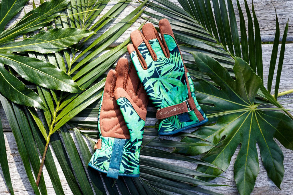 Love The Glove 'Tropical' from Burgon & Ball