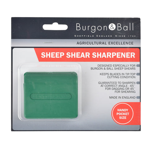 Burgon & Ball sheep shear sharpener