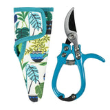 Brie Harrison for Burgon & Ball secateurs and holster gift set